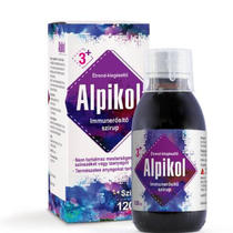 Alpikol szirup 120 ml